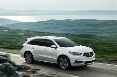 2018 acura mdx sport hybrid review best car site for