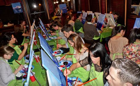 paint nite lethbridge 25 for 1 ticket to paint nite in vancouver a 40 value