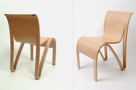 Contemporary Easy Chair Design Ideas Simple And Modern Chair Made Of Molded Plywood Kulms 02 Chair Home Building Furniture And