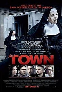 movie town the town 2010 film wikipedia