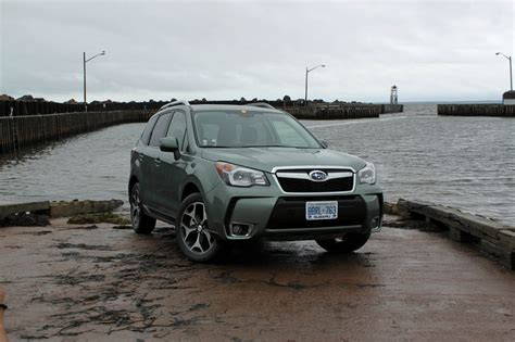 subaru 2016 forester review 2016 subaru forester review autoguide news