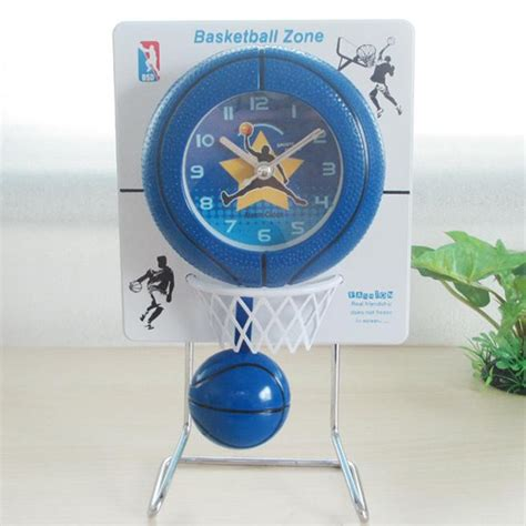 football home decor football basketball pendulum clock home decor alex nld