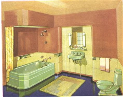 1930s Bathroom Ideas by Design Center
