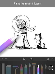 doodle tm apk paperone paint draw sketchbook android apps on play