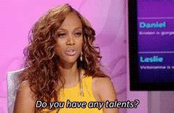 Tyra Banks Meme - gif lol funny tyra banks gif set antm america s next top