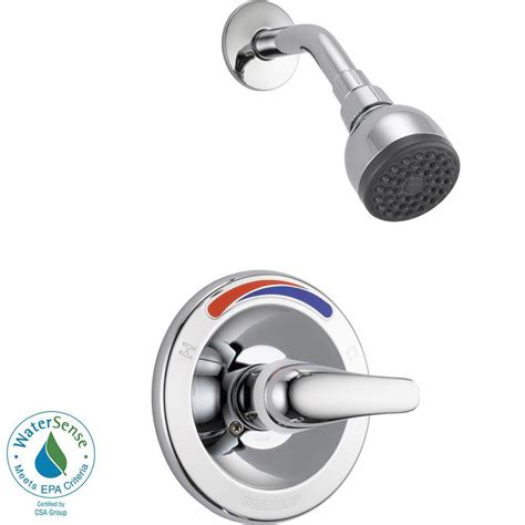 Delightful Peerless Chrome Kitchen Faucet #4: Chrome-peerless-sink-trim-kits-ptt188742-64_1000.jpg