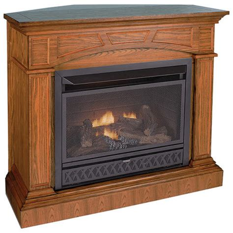 Fireplaces Menards by 26 000 Btu Vent Free Intermediate Fireplace At Menards 174