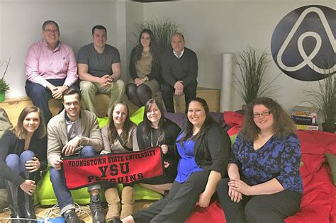 Ysu Mba Curriculum by Business Students Visit Dublin As Part Of Global Learning