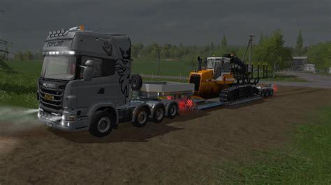 Tp Big liebherr pr732b pack v1 0 0 0 ls17 farming simulator 2017 mod fs 17 mod