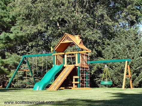 blue ridge frontier swing set pin by stephanie gunderson on playsets sandboxes pinterest