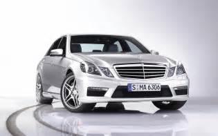 Motor Cars Mercedes Mercedes E63 Amg