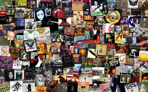collage music collage computer wallpapers desktop backgrounds