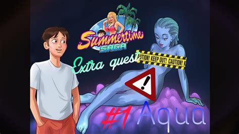 like summertime saga summertime saga quest 1 aqua
