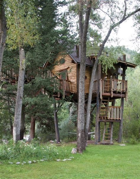 Treehouse Masters Luck O The Cottage by