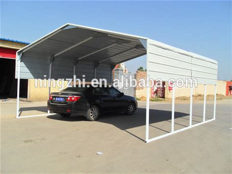 Two Car Carport Kits Outdoor Metal Carport Kits For Two Cars Buy Metal Pedal