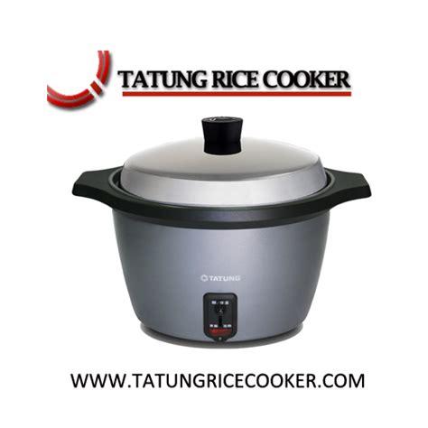 Rice Cooker Tatung tatung rice cooker tatungricecook