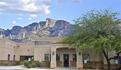 Inpatient Detox In Tucson by Substance Abuse Rehab Sonora Behavioral Health