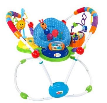 baby einstein musical motion activity jumper  shipped