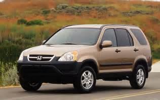 Honda Crv 2003 2003 Honda Cr V Front 173512 Photo 2 Trucktrend