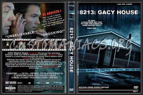 8213 gacy house 8213 gacy house dvd cover dvd covers labels by customaniacs id 130869 free