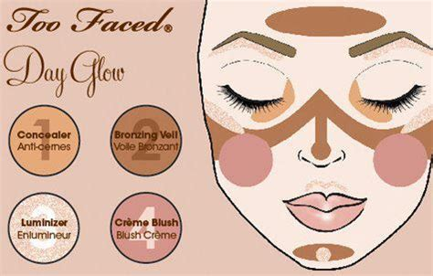 where do you put your makeup on put your best face forward 3 steps to contouring like the