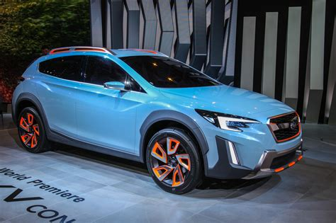 subaru clothes subaru xv concept the next xv crosstrek in fancy