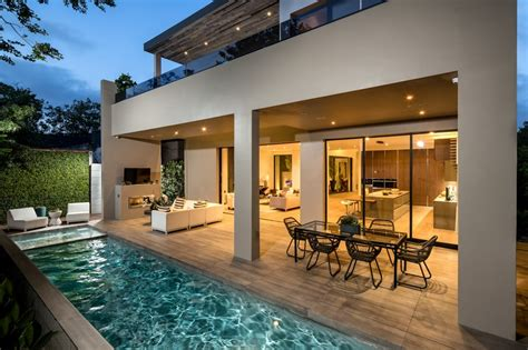 Houses Interior Design Pictures modern dream house in west hollywood prime five homes