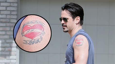 film stars tattoos and their hidden meanings wired point