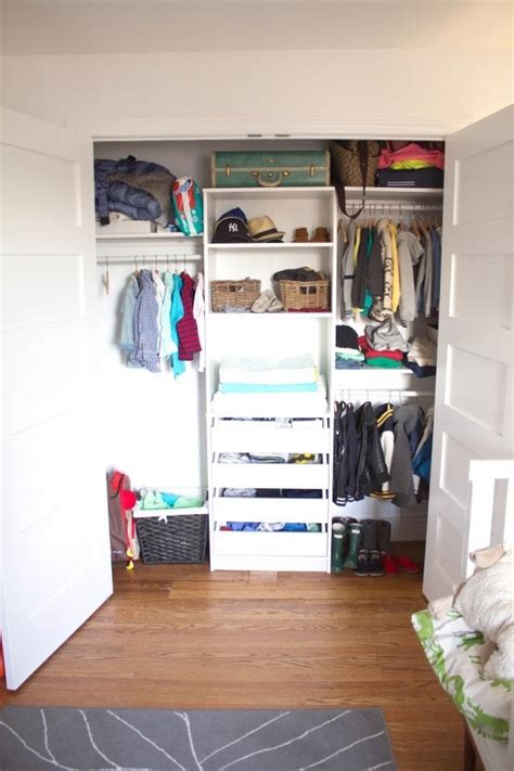 Toddler Closet by House Pretty Built In Toddler Closet Makeover