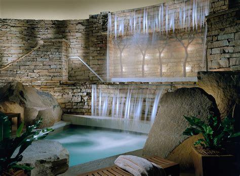 waterfall room getaway the lodge at woodloch resort spa review lemonade