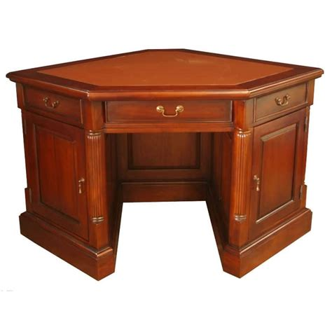 mahogany desk small corner desk mahogany akd furniture