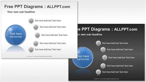 Free Five Agenda Ppt Diagrams Download Free Daily Updates Powerpoint Agenda Template