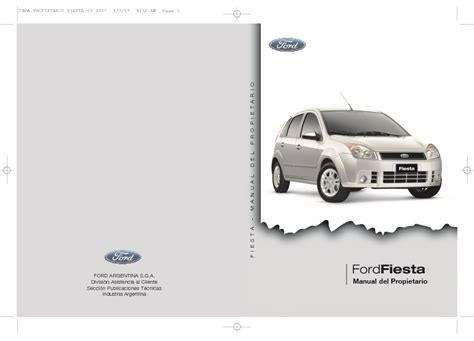manual ford fiesta   rutrackerwire