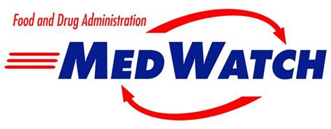 Food And Drug Administration Medwatch Report | fda basics