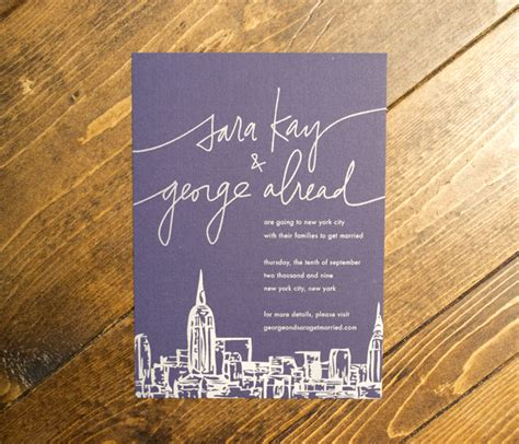 Cheap Wedding Invitations Nyc by An Alternative View Of New York Forgotten New York