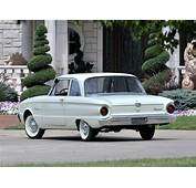 1960 Ford Falcon 2 Door Sedan North America S 64A 1959–60