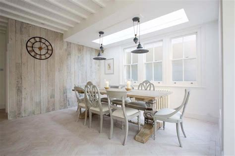 Merveilleux Chaises Rustiques Salle A Manger #1: Moderne-rustique-chaises-depareillees-tendance.jpg