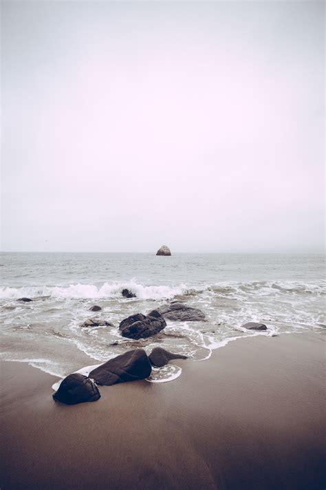 imagenes hd vacaciones fondo de pantalla de playa piedras olas relax verano
