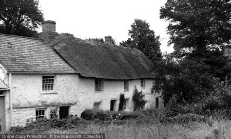 Harmony Cottage by Mithian Harmony Cottage C 1950 Francis Frith