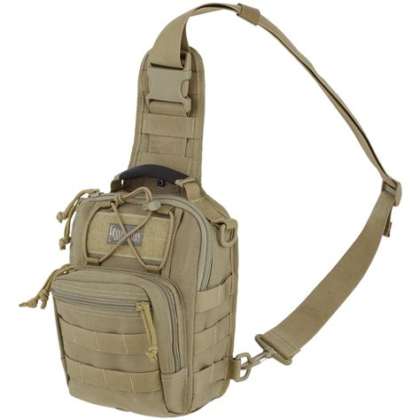 ccw sling pack maxpedition remora gearslinger ccw shoulder bag