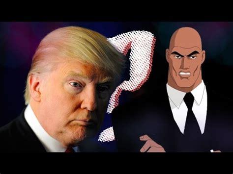 Donald Trump Real Biography | is donald trump the real life lex luthor life imitates