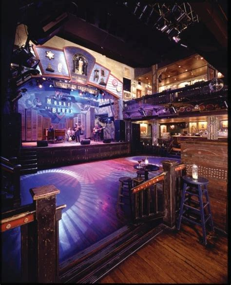 New Orleans House Of Blues by House Of Blues New Orleans Louisiana