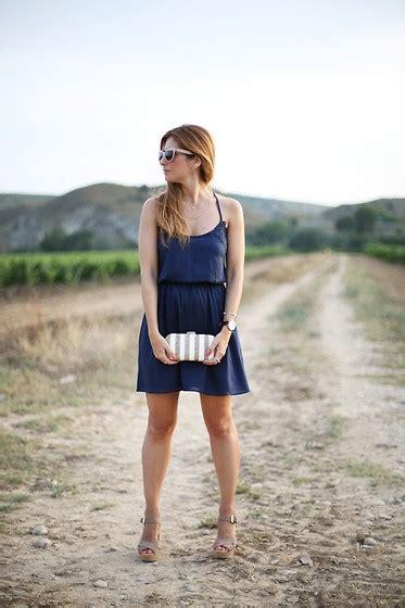 Clutch Trendy Dress Blue jyotsna black tassel dress lookbook