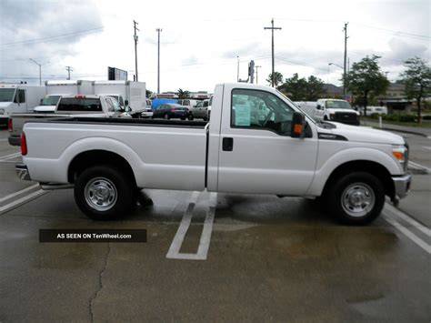 f250 bed 2011 ford f250 regular cab 8 ft bed in virginia