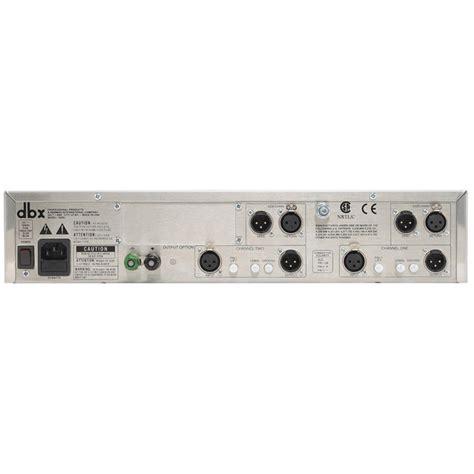 Kompresor Dbx dbx 160sl blues series stereo compressor limiter at gear4music