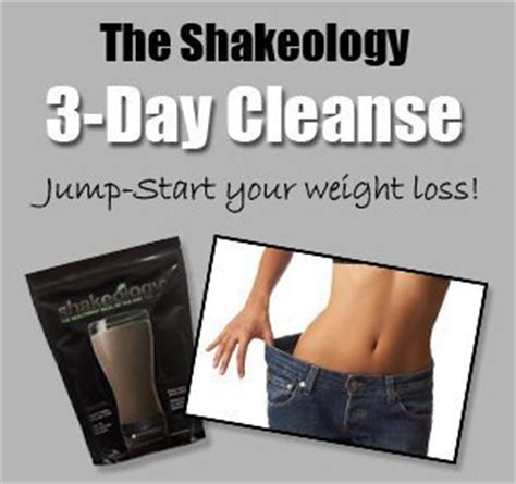 Shakeology Detox Symptoms by Shakeology 3 Day Cleanse Best Cleanse
