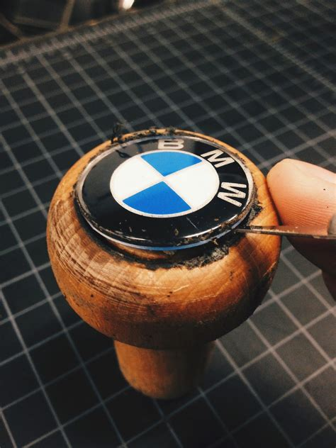 Wooden Shift Knob by Moto Mucci Diy E28 Wooden Shift Knob Mod
