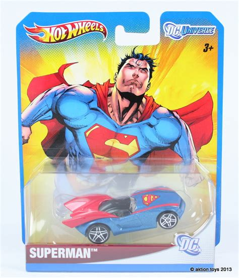 Hotwheels Dc Superman 1 wheels dc universe superman joker flash green lantern