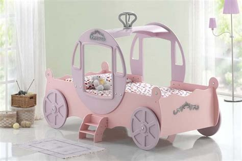 princess carriage bed m h designs