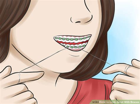3 ways to look great with braces wikihow 3 ways to look great with braces wikihow